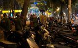Tin trong nước - Hà Nội: Công an xử phạt những điểm trông xe chặt chém dịp Tết