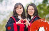 """Bảng thành tích khủng của """"đôi bạn vàng"""" được 16 trường đại học danh tiếng trao học bổng"""