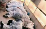 Tin tức đời sống mới nhất ngày 1/2/2020: Bác sĩ co ro ngủ trên sàn nhà giữa