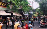 Đồng Nai: Khống chế đối tượng chém chị vợ, dọa cho nổ bình gas, cố thủ trong nhà
