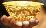 Giá vàng hôm nay 3/2/2020: Giữa trưa ngày vía Thần Tài, vàng SJC bất ngờ tụt mốc 45 triệu đồng/lượng