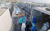Bệnh viện dã chiến ở Vũ Hán tiếp nhận những bệnh nhân đầu tiên
