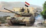 Quân đội Syria giải phóng thành phố chiến lược Saraqeb