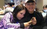 Sau nghi vấn tình cảm, Quang Hải chính thức xuất hiện trong ảnh với bạn gái tin đồn