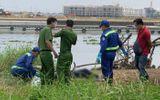 Thi thể người đàn ông đang phân hủy có hình xăm vầng trăng khuyết trên sông Sài Gòn