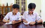Cặp song sinh nổi tiếng trường Chuyên Quốc học Huế cùng đoạt giải nhất Vật lý quốc gia