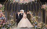 Hai thiếu gia nhà bầu Hiển thu hút sự chú ý khi đến dự đám cưới Duy Mạnh - Quỳnh Anh
