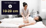 Max Thin Lipo công nghệ giảm béo đột phá tại Thẩm mỹ viện quốc tế Rose