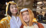"""Cường Đô la được Đàm Thu Trang mừng sinh nhật lúc nửa đêm bằng chiếc bánh """"khó đụng hàng"""""""