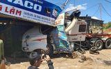 Tai nạn liên hoàn giữa 5 phương tiện,QL14 ách tắc nhiều giờ đồng hồ
