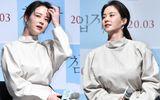 """Nhan sắc """"gây sửng sốt"""" ở tuổi 38 của """"mợ ngố"""" Song Ji Hyo"""