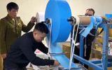 Sản xuất khẩu trang bằng giấy vệ sinh, không có giấy phép sẽ bị xử phạt như thế nào?