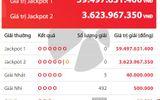 Kết quả xổ số Vietlott ngày 13/2/2020: Giải Jackpot trị giá gần 60 tỷ đồng không tìm được chủ nhân