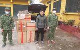 Tin trong nước - Cao Bằng: Tạm giữ 11.000 khẩu trang y tế không rõ nguồn gốc chuẩn bị chuyển sang biên giới