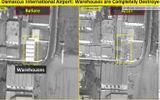 Tin thế giới - Israel tung ảnh vệ tinh hé lộ Syria bất lực trước đòn tấn công nhắm vào sân bay Quốc tế Damascus