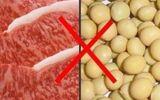 """10 thực phẩm """"đại kỵ"""" với thịt lợn, đừng nấu chung kẻo rước họa vào thân"""