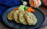 Tận dụng cơm nguội làm món cơm viên rau củ vừa ngon, vừa tiện cho bữa trưa