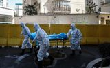 Tình hình dịch virus corona ngày 19/2: Tổng số ca tử vong đã lên tới 2.000 người