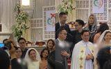 Giải trí - Những đám cưới được giữ bí mật đến phút chót của sao Việt