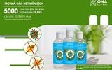 Xã hội - ONA GLOBAL trợ giá chai Gel rửa tay diệt khuẩn chỉ 10.000 đồng- Thắp sáng tình người giữa tâm dịch Corona