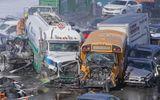 Tin thế giới - 200 phương tiện đâm liên hoàn trên đường cao tốc, ít nhất 2 người thiệt mạng, 40 người bị thương