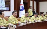 Tin thế giới - 5 người thiệt mạng và 602 ca nhiễm Covid-19, Hàn Quốc nâng cảnh báo lên mức cao nhất