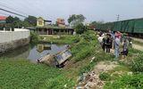 Nghệ An: Tàu hỏa hất văng xe tải hàng chục mét, tài xế tử vong tại chỗ