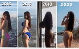 Tin tức giải trí mới nhất ngày 24/2: Bạn gái Đặng Văn Lâm khoe ngoại hình thay đổi sau 9 năm