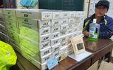 """Tin trong nước - Thừa Thiên- Huế: Chở dưa hấu đi bán, người đàn ông """"tiện xe"""" vận chuyển 1.450 gói thuốc lá lậu"""