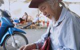 Việc tốt quanh ta - Người đàn ông rong ruổi khắp các ngả đường bán vé số giúp người nghèo