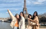 Giáo dục pháp luật - Hội bạn thân nhà người ta: Tốt nghiệp đại học Bách Khoa, 5 năm sau cùng đặt chân đến Pháp du học