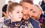 Chuyện làng sao - Hành động của Beckham chứng minh bé Harper đích thực là nàng công chúa của gia đình