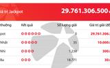 """Kết quả xổ số Vietlott hôm nay 26/2/2020: 35 người """"tuột tay"""" Jackpot hơn 29 tỷ đồng"""