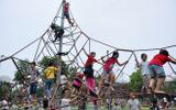 Sức khoẻ - Làm đẹp - Cảnh báo những nguy hiểm cho trẻ em từ nơi vui chơi công cộng
