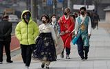 Tin thế giới - Tình hình dịch Covid-19 tại Hàn Quốc: Thêm 334 ca nhiễm mới, 12 trường hợp tử vong