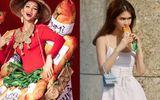 Tin tức giải trí - Sao Việt đua nhau chia sẻ hình ảnh với bánh mì vừa tự hào, vừa...ngon miệng