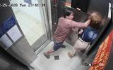 Tin trong nước - Vụ người đàn ông hành hung cô gái trong thang máy: Hai người sống chung như vợ chồng