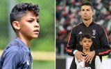 Chuyện làng sao - Cậu trưởng nhà Ronaldo mở tài khoản và trở thành ngôi sao của Instagram