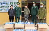 Bắt giữ 2 đối tượng vận chuyển 15.000 chiếc khẩu trang y tế sang Trung Quốc bán kiếm lời