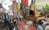 """Thái Lan: Phát hiện nhà máy tái chế khẩu trang đã qua sử dụng bằng """"chiêu độc"""" dùng bàn là ủi phẳng"""