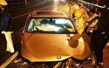 Tin tai nạn giao thông mới nhất ngày 6/3/2020: Xe BMW biến dạng sau va chạm kinh hoàng với xe tải