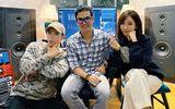 """Khắc Hưng bắt tay Min và Erik thực hiện bản tiếng Anh cho """"Ghen cô Vy"""""""