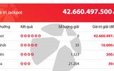 Kết quả xổ số Vietlott hôm nay 6/3/2020: 33 khách tuột tay khỏi giải Jackpot hơn 42 tỷ đồng