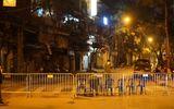 Hà Nội cách ly nhiều hộ dân trên phố Trúc Bạch
