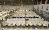 Vũ Hán tạm đóng cửa bệnh viện dã chiến quy mô 1.461 giường