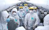 Vietnam Airlines lên tiếng về trường hợp nữ tiếp viên nghi nhiễm Covid-19 trên chuyến bay Anh- Việt Nam