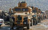 Thổ Nhĩ Kỳ điều hơn 4.400 xe quân sự, 9.400 binh sĩ tới Idlib kể từ tháng 2