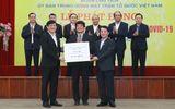 Thaco trao 10 tỷ đồng hỗ trợ quỹ phòng chống dịch Covid-19