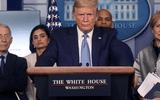 """Tổng thống Trump kích hoạt """"đạo luật thời chiến"""" để phòng chống dịch Covid-19"""