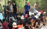 """Đồng Nai: Đột kích sòng bạc giữa rừng tràm, bắt nóng trùm cờ bạc Tình """"số"""""""